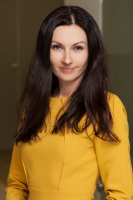 Rita Simanavičiūtė: Head of Marketing and Communications